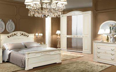 Спальный гарнитур Рамина