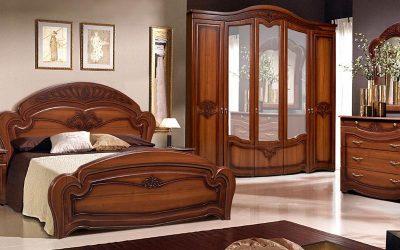 Спальный гарнитур Джамилия