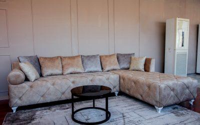 Угловой диван Изабель